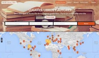 Atlas Literário http://www.worldliteraryatlas.com/