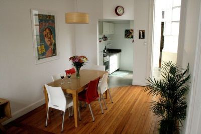 airbnb balvanera