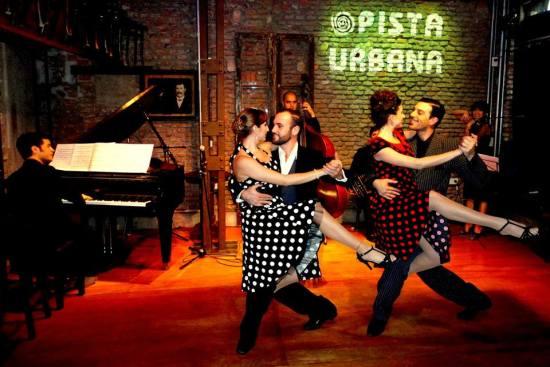 mundo tango bailarinos