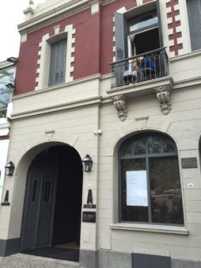 anselmo hotel fachada