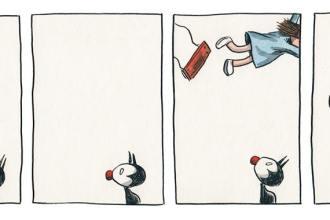 Ilustração de Liniers