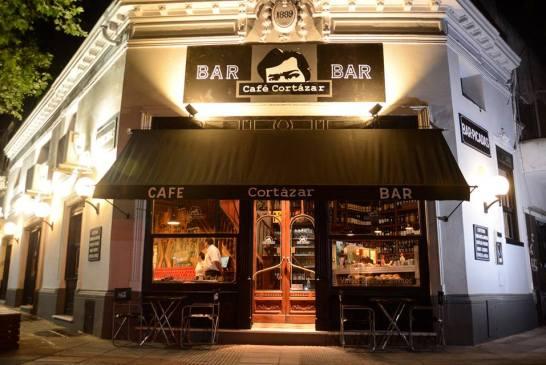 Cafe Cortazar fachada