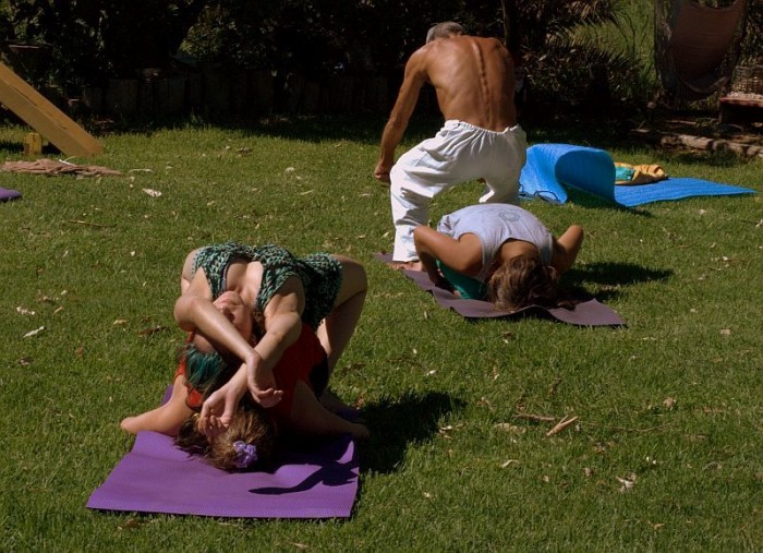 akapacha yoga