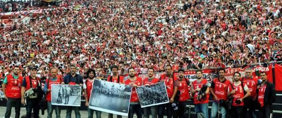 Estudiantes-Gimnasia.Esta tardeEstadio Ciudad de La Plata Foto: Eva Cabrera