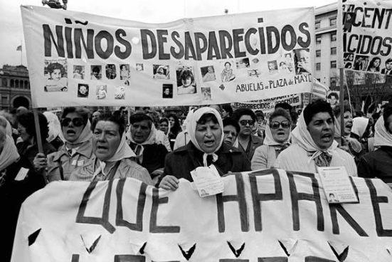 ditadura militar abuela