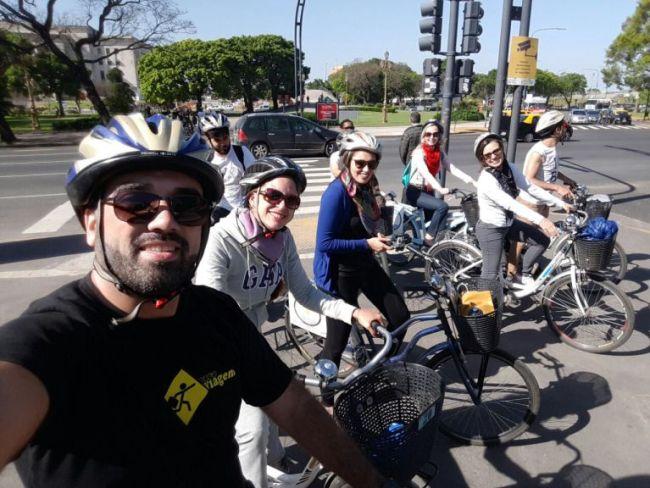 bike tour bikking buenos aires