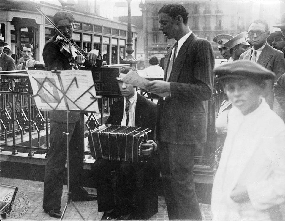 Tango e crises econômicas: os anos 30 e as letras de protesto