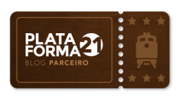 Selo blogueiros parceiros Plataforma21