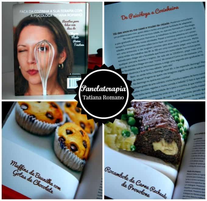 livro de culinaria panelaterapia