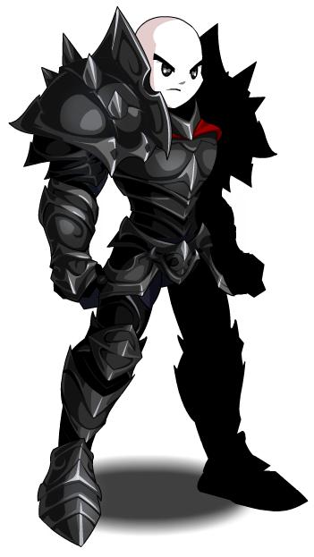 Blacktagonal Knight  AQW