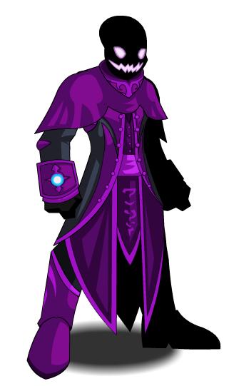 Formal Mage Robes  AQW