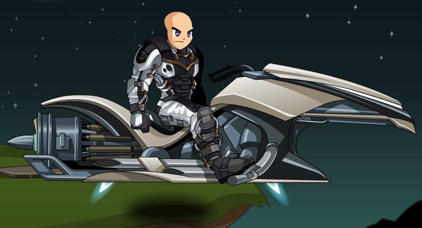 J6 Motorcycle  AQW