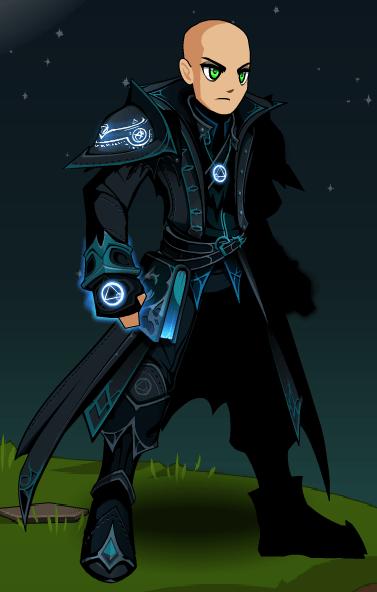 Shadowy Dark Gunner  AQW