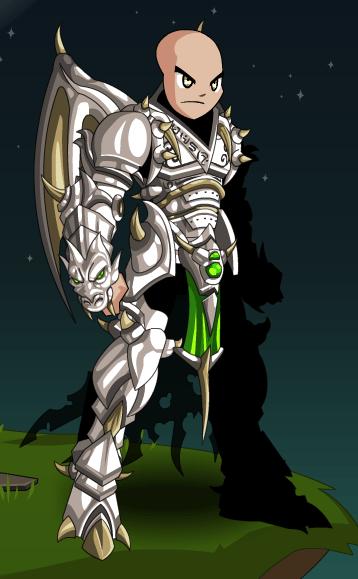 Unleashed Dragon Armor  AQW