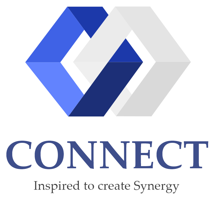CONNECT - Smart Contact Management Logo