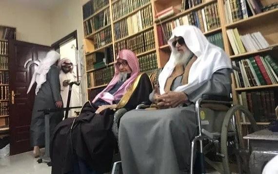 Abbad i Fauzan - 191. Мухаддис 'Абд аль-МухIсин аль-'Аббад