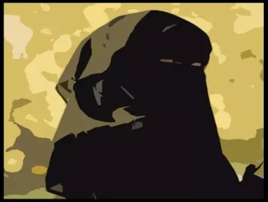 216. Koran i Sunna s polnoj yasnostyu chto nikab yavlyaetsya obyazannostyu. - 523. Коран и Сунна с полной ясностью, что никаб является обязанностью