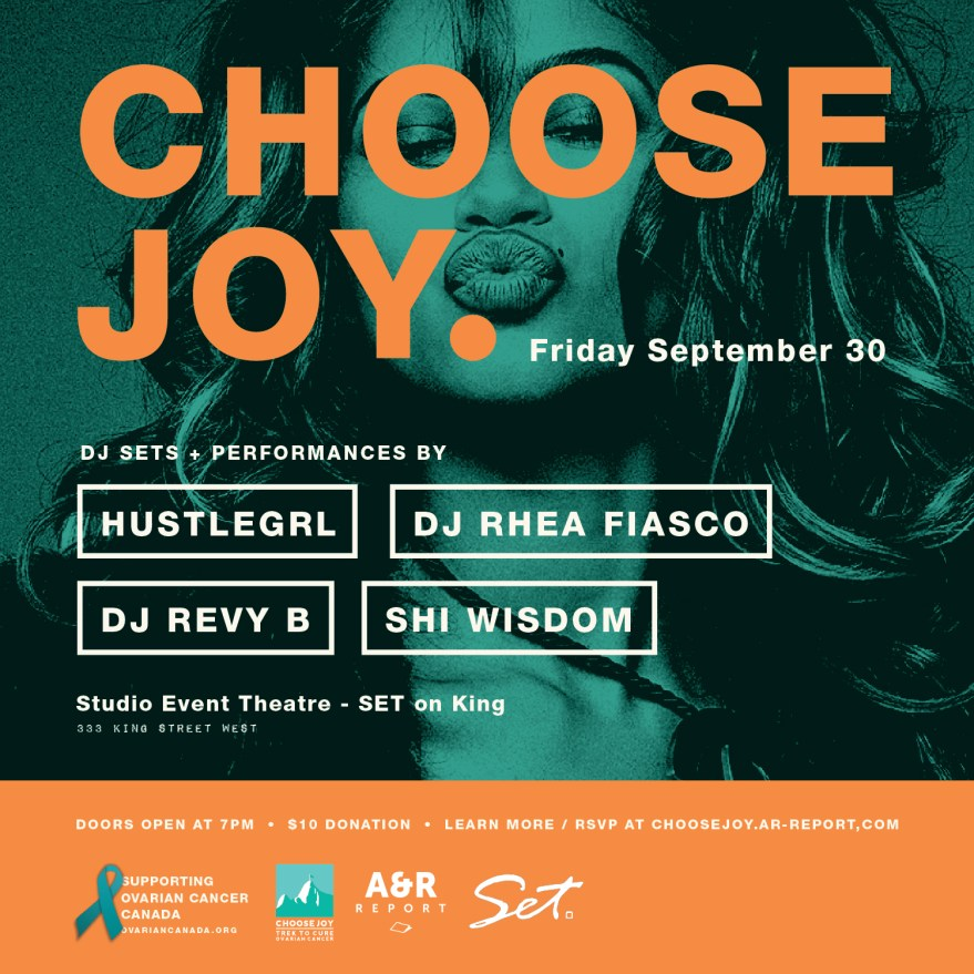 Choose Joy AR Report