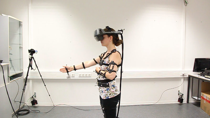 Motion Capture   Advanced Realtime Tracking GmbH & Co. KG