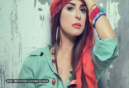 ابطال مسلسل ضد مجهول - رانيا منصور