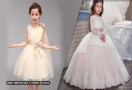 97551ee933237 طريقة تفصيل فساتين اطفال روعة وجميلة بالصور خطوة بخطوة