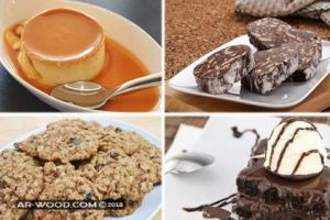 حلويات سهلة وسريعة من مطبخ منال العالم