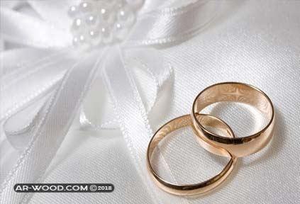الرموز التي تدل على قرب الزواج في المنام