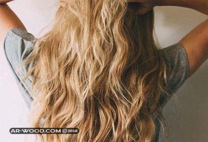 الشعر الطويل في المنام للعزباء