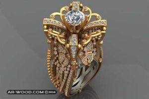 تفسير حلم لبس الخاتم الذهب في اليد اليسرى