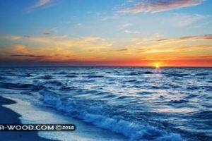 رؤية البحر في المنام للمتزوجة