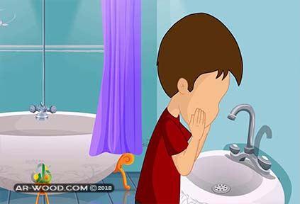 هل يجوز الوضوء اثناء الاستحمام