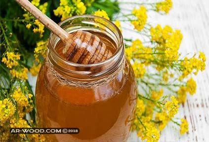 علاج الكيس الدهني في العين بالعسل