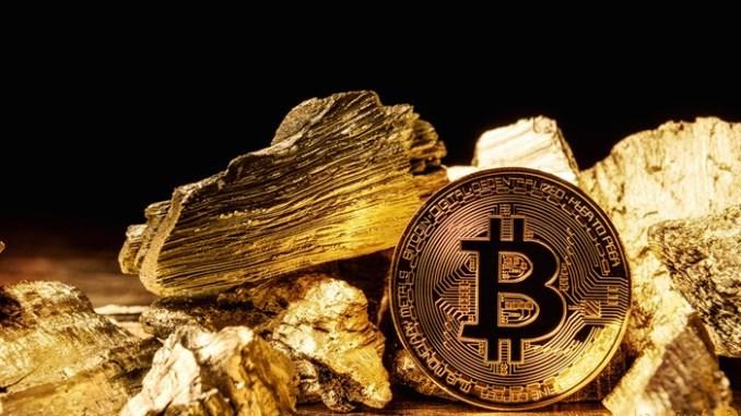 الذهب المنتعش يشهد أكبر خسارة يومية منذ 2013 مع استقرار عملة بيتكوين