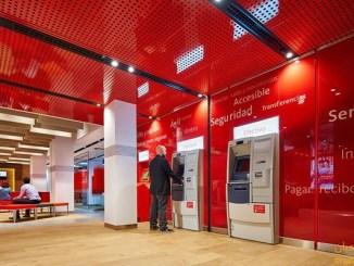 بنك سانتاندير الإسباني يُخطط لإطلاق نظام دفع قائم على الريبل في المكسيك