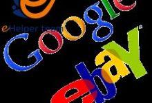 صورة أخر الإتفاقيات بين جوجل و إيباي