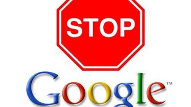 صورة جوجل أدسنس أسباب غلق الحسابلأصحاب المواقع