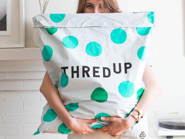 موقع ThredUp