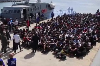 ليبيا توقف مهاجرين مغاربة وغموض يلف مصير العشرات