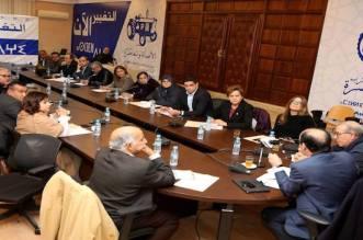 """رسميا: هذه أسماء أعضاء المكتب السياسي الجديد لـ """"البام"""" بعد رحيل العماري"""