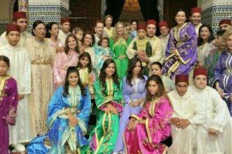 العائلة الملكية تحتفل بحدث سعيد يوم الأحد