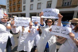 أسبوع الغضب.. المغرب بدون مستشفيات لمدة أسبوع
