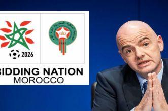 بالفيديو.. رئيس الفيفا يطمئن المغرب بشأن ترشيحه لمونديال 2026
