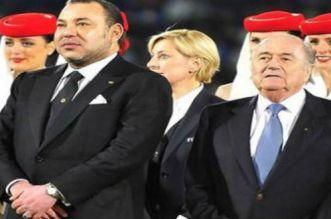 جوزيف بلاتر: المغرب أحق باستضافة مونديال 2026
