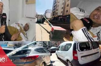 جماعة القنيطرة تكشف حقيقة سقوط 14 عمود إنارة