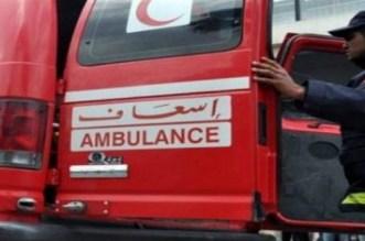 حادثة سير مميتة بواد تانسيفت في مراكش