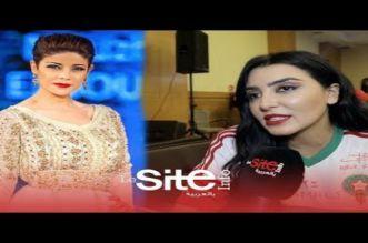 بالفيديو.. فاتي جمالي لليلى الحديوي: صافي سالينا
