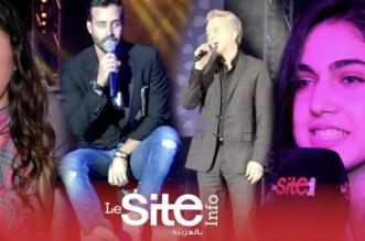 بالفيديو.. جمهور موازين يتفاعل مع أغنية الشاب عاقل ويردد: الحفل واعر