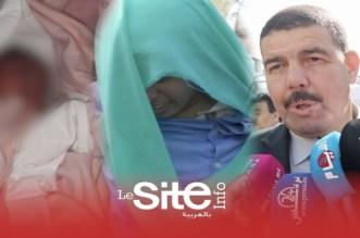 مختطفة الرضيعة تمثل أمام الوكيل العام للملك