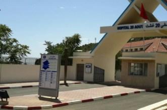 تدخل ناجح لفريق طبي بمستشفى 20 غشت بأزرو ينقذ طفلة في حالة خطيرة
