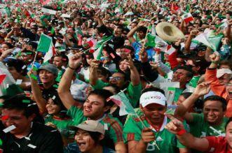 هدف لوزانو على ألمانيا تسبب في هزة أرضية بالمكسيك